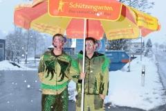 Gugge Fescht 2012 Umzug und Vorabendprogramm