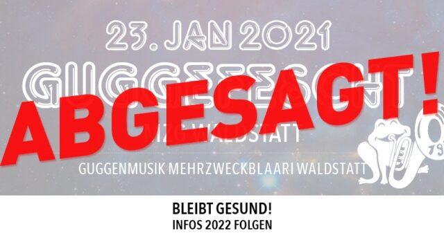 Fasnacht 2020 ABGESAGT!